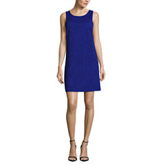 Worthington Sleeveless Shift Dress