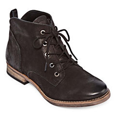 Diba London Eli Womens Lace Up Boots