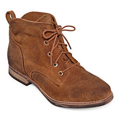 Diba London Eli Womens Lace Up Boots