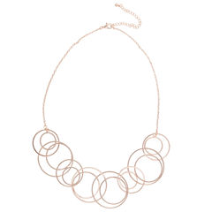 Bold Elements Womens 21 Inch Link Necklace