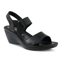 Flexus Karan Wedge Sandals