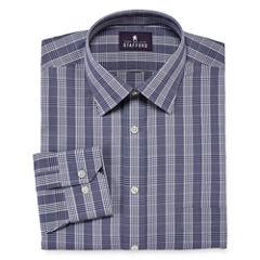 Stafford® Travel Broadcloth Dress Shirt