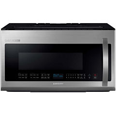 Samsung 2.1 Cu. Ft. Chef Collection Over-The-Range Microwave with Pro Clean Filter