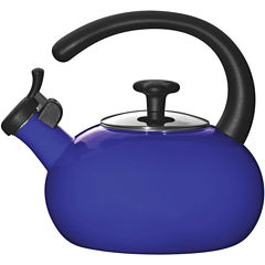 Rachael Ray® Curve 1½-qt. Whistling Tea Kettle