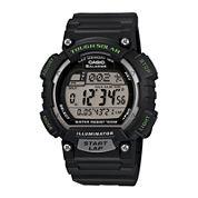 Casio® Runner Mens Solar Sport Watch STL-S100H-1AV