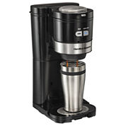 Hamilton Beach® Grind and Brew Single-Serve Coffee Maker