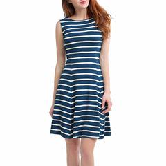 Phistic Hope Sleeveless Fit & Flare Dress