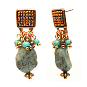 Aris by Treska Post Earrings