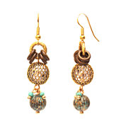 Aris by Treska Drop Earrings