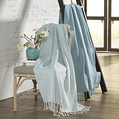 Picasso 100 2-Pack Cotton Throw