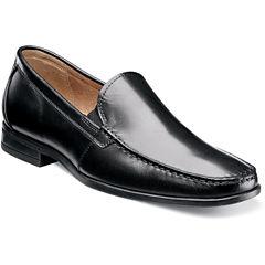 Nunn Bush® Glenwood Venetian Moc Mens Hand-Sewn Leather Loafers