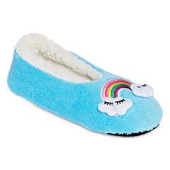 Total Girl Slip-On Slippers