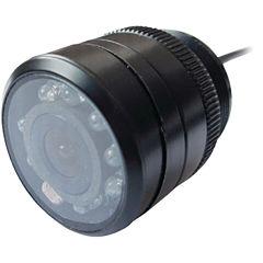 Pyle PLCM39FRV Waterproof Universal-Mount Front orBackup Camera