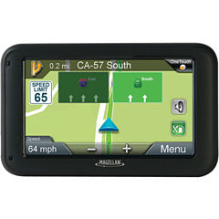 Magellan RM2220SGLUC RoadMate 2220-LM 4.3IN GPS Navigator with Free Lifetime Map Updates