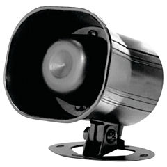 Directed Installation Essentials 514LN Revenger Soft Chirp 6-Tone Siren