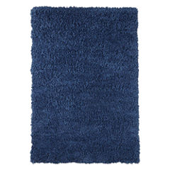 Home Expressions Shag Rectangular Rugs