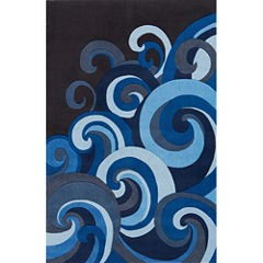 Momeni Lil Mo Surf Hand Tufted Rectangular Rugs