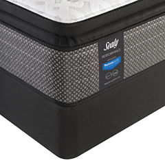 Sealy Performance Davlin Plush Pillowtop Mattress Box Spring