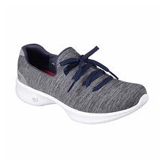 Skechers Go Walk 4 All Day Womens Sneakers