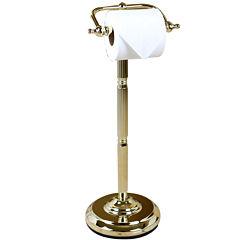 Pedestal Toilet Paper Holder