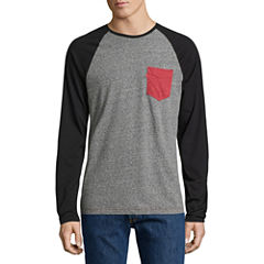 Levi's Long Sleeve Crew Neck T-Shirt