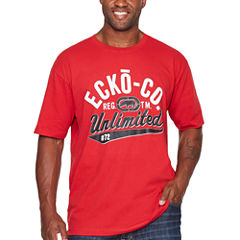 Ecko Unltd.® Short-Sleeve Victory Lap Rhino Cotton Tee- Big & Tall