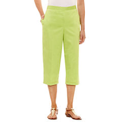 Alfred Dunner Corsica Capris