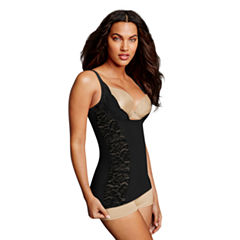 Maidenform Firm Foundations Wear Your Own Bra Firm Control Torsette - DM5002