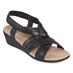 Yuu Brooklyn Womens Strap Sandals