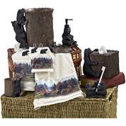 Avanti Black Bear Lodge Bath Collection