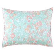 JCPenney Home™ Cotton Classics Jardin Pillow Sham