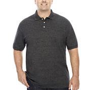 The Foundry Supply Co.™ Short-Sleeve Pique Polo