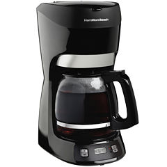 Hamilton Beach® 12-Cup Coffee Maker with Digital Clock