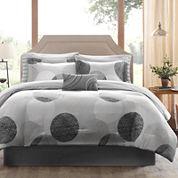 Madison Park Glendale Complete Bedding Set with Sheets