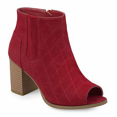 Journee Collection Henley Womens Bootie