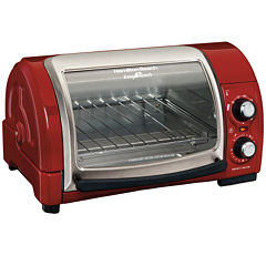Hamilton Beach® Easy Reach™ Toaster Oven