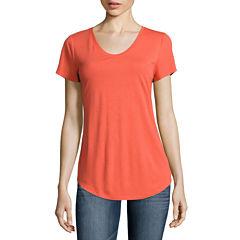 a.n.a Scoopneck T-Shirt