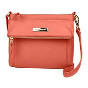 Liz Claiborne® Idol Crossbody Bag