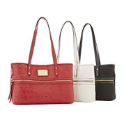 nicole by Nicole Miller® Lonnie Tote Collection