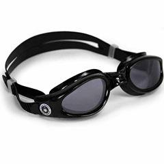 Us Driver Kaiman Blue Goggle Clr Lens Sm Swim Goggles