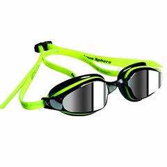 Us Driver K180 Goggle Smoke Lens Rd Bk Swim Goggles
