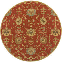 Decor 140 Avitus Hand Tufted Round Rugs