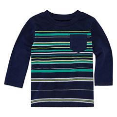 Okie Dokie Long Sleeve T-Shirt-Baby Boys