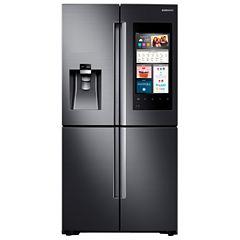 Samsung 27.9 cu. ft. Family Hub™ 4-Door Flex French-Door Refrigerator