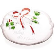 Mikasa® Celebrations Sentiments Sweet Dish