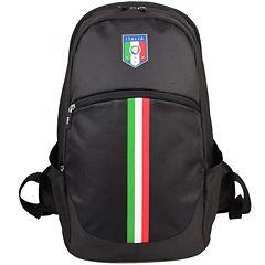 Federazione Italiana Giuoco Calcio Vertical Stripe Backpack