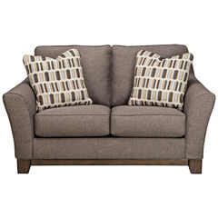 Signature Design by Ashley® Janley Loveseat - Benchcraft®