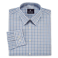 Stafford® Travel Performance Super Shirt - Big & Tall Long-Sleeve Dress Shirt