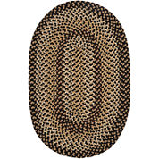 Colonial Mills® Brook Farm Reversible Braided Indoor/Outdoor Round Rug