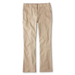 IZOD® Bootcut Pants - Preschool Girls 4-6x and Slim
